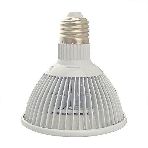 Bonlux e27 led plant grow light full spectrum led grow for Indoor gardening light bulbs