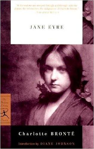Jane Eyre - Analysis of Nature