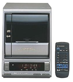 Pioneer PD-F25A 25枚ファイルタイプCDプレーヤー (シルバー)