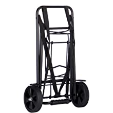 Norris 230 155-Pound Capacity Multi-Purpose Folding Cart