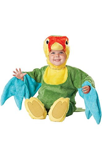 [Mememall Fashion Love Bird Parrot Animal Baby Infant Halloween Costume] (Parrot Infant Costumes)