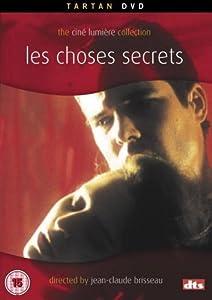 Les Choses Secrets [DVD]