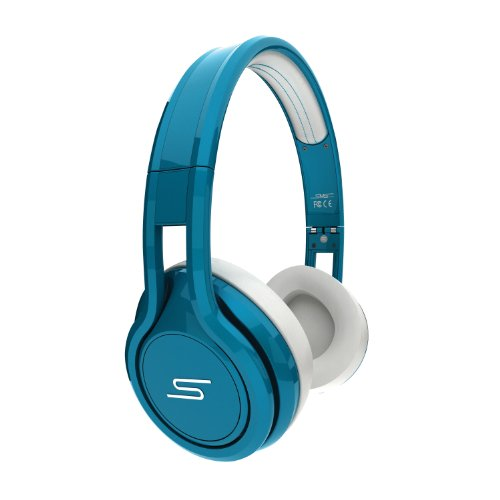 Sms Audio Street By 50 Cent On Ear Headphones - Teal