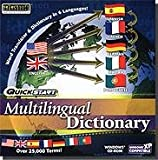 QuickStart Multilingual Dictionary