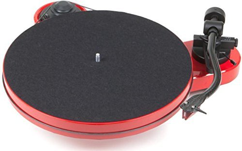 Pro-Ject RPM 1 Carbon Manual Turntable (Red) by Pro-Ject [並行輸入品]