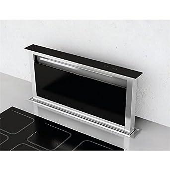 dunstabzug in der arbeitsplatte pictures to pin on pinterest. Black Bedroom Furniture Sets. Home Design Ideas