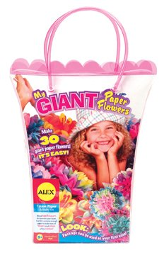 Alex My Giant Paper Flowers Kit