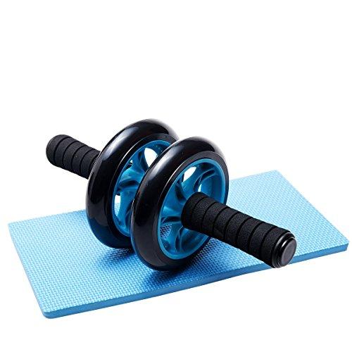 Topgoods Klimmzugstange Türstange Reckstange Turnstange Türreck Türrahmen Sport/Fitness (Blau)