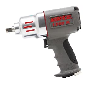 NitroCat Kevlar Composite Impact Wrench - 1/2in., Model# 1200-K