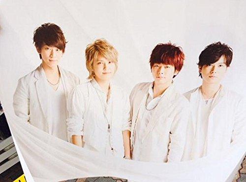 NEWS LIVE TOUR 2015 White 公式グッズ ポスター【集合】