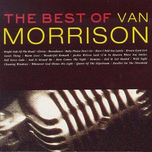 The Best of Van Morrison artwork