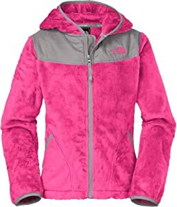 Girls Oso Hoodie (XL, 1D7 Passion Pink) from The North Face