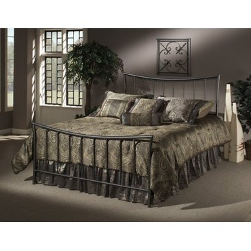 Twin Iron Bed Frame 4744 front