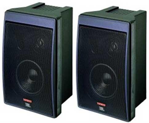 JBL Control 5 Passive Studio Monitors (Pair)