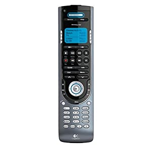 Logitech Harmony 550 Universal Remote Control (Discontinued by Manufacturer)