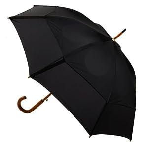 GustBuster Classic Automatic Golf Umbrella Burgundy