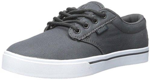 Etnies Men's Jameson 2 Eco Lace Up Shoe, Grey/White, 7.5 D US