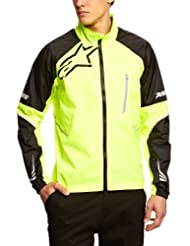 Alpinestars Sirocco All Mountain Jacket - Yellow Fluo/Black
