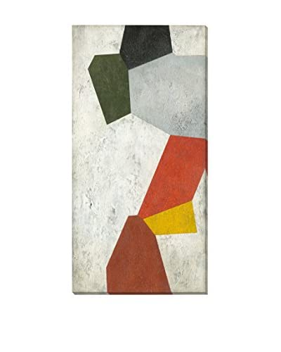 Configure II Artwork on Canvas