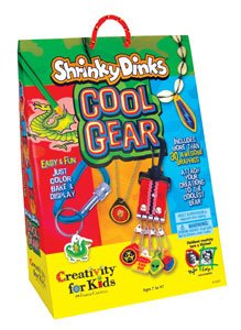 Creativity For Kids Shrinky Dinks Cool Gear - 1
