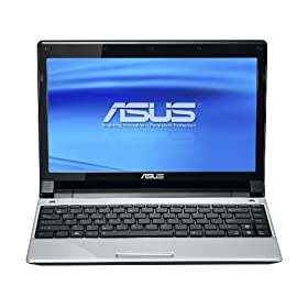 41HPReNi7qL. SL500 AA280  ASUS UL20A A1 12.1 Inch Silver Notebook With $75 Gift Card   $581 Shipped