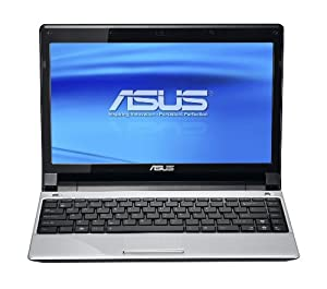 ASUS UL20A-A1 Thin and Light 12.1-Inch Silver Laptop - 7.5 Hours of Battery Life (Windows 7 Home Premium)