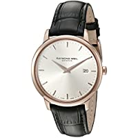 Raymond Weil Mens Analog Display Quartz Watch
