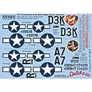 1/48 WW.II 米空軍 P-47D サンダーボルト 第368戦闘群 第397戦闘飛行隊