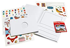 Creativity For Kids - Create Your Own Books - Write / Illustrate / Read