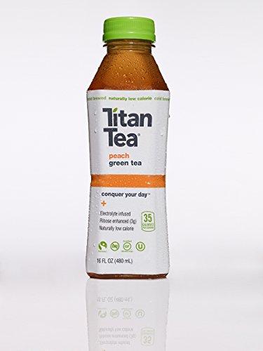 Titan Tea Case - Peach Green (12 Pack)