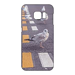 OVERSHADOW DESIGNER PRINTED BACK CASE COVER FOR SAMSUNG S6