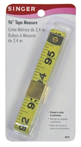 Singer 96-Inch Extra Long Tape Measure