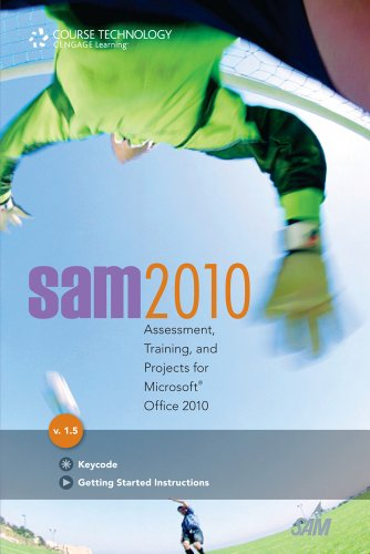 SAM 2010 Assessment, Training, and Projects 1.5 Printed Access Card
