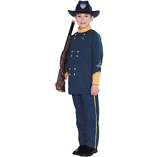 Civil War Union Officer Kids Costume