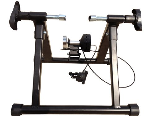 EXACME Magnet Aluminum Indoor Bike Bicycle Cycle Trainer Exercise Stand 73
