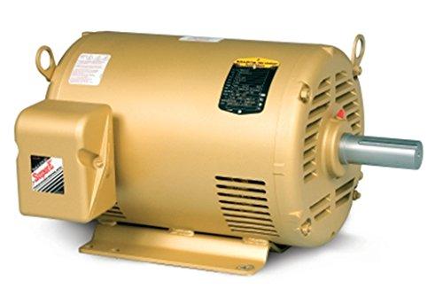 3Hp 1760Rpm 182T Odp 208-230/460 Volts Baldor Electric Motor # Em3211T