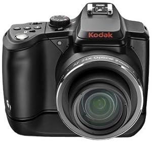 """Kodak EasyShare Z980 Appareil photo compact numérique 12 Mpix Zoom optique 24x Ecran LCD 3"""" Noir"""