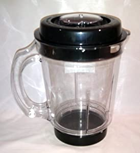 Blender Pitcher for Magic Bullet 24 oz Capacity for Smoothies or Pancake Batter by Magic Bullet