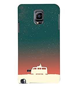 SASH DESIGNER BACK COVER FOR SAMSUNG GALAXY NOTE 4