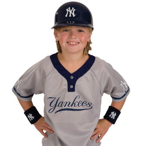 Franklin Sports MLB New York Yankees Youth Team Uniform Set