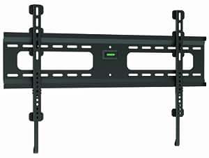 "Ultra-Slim Black Flat/Fixed Wall Mount Bracket for Samsung PN51F8500/PN51F8500AF 51"" inch Plasma 3D HDTV TV/Television - Low Profile"