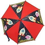 Peppa Pig Spaceman George Umbrella Blue/red