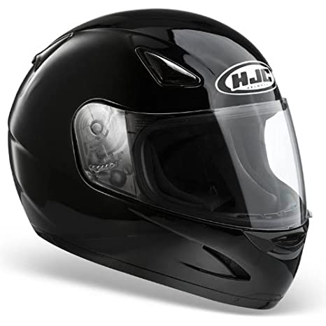 HJC cS - 14 solid casque de moto intégral de course aCU couleur or-noir-s