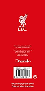 Official Liverpool 2016 Diary by Danilo Promotions Limited