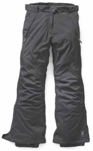 Killtec Damen Skihose Laurina, schwarz, 46