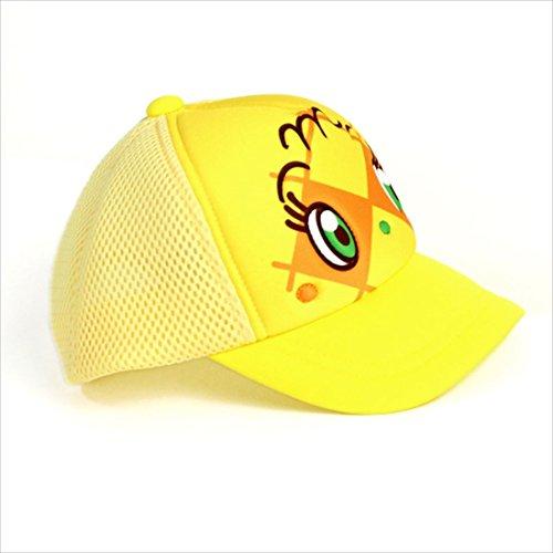 メロンパンナちゃん 帽子 サイズ:53cm