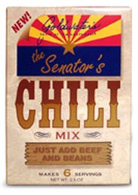 The Senator's Chili Mix by Goldwater's Foods by Goldwater's