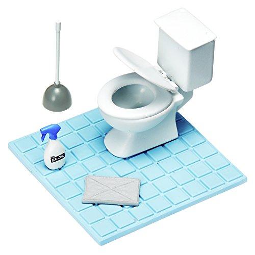 1 X Pose Skeleton Accessory Toilet Set - 1