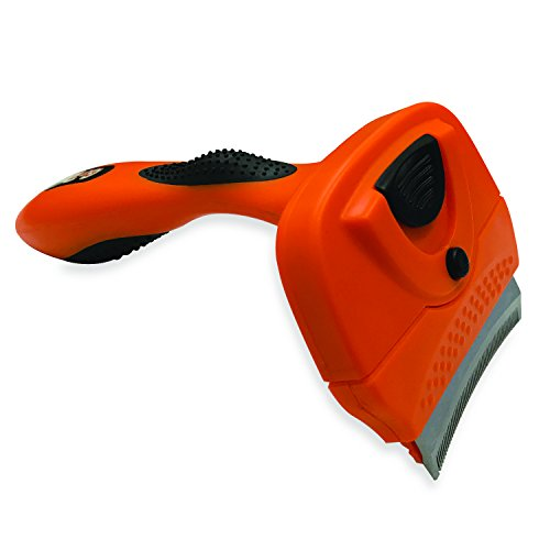 Self Cleaning Comb Deshedding Tool