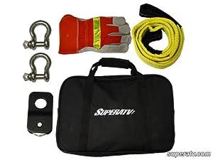 #1221 Super Atv Winch Accessory Kit by Super ATV